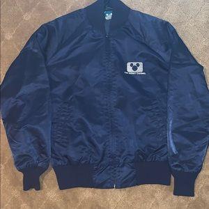 Vintage Disney Channel Bomber Jacket *RARE*